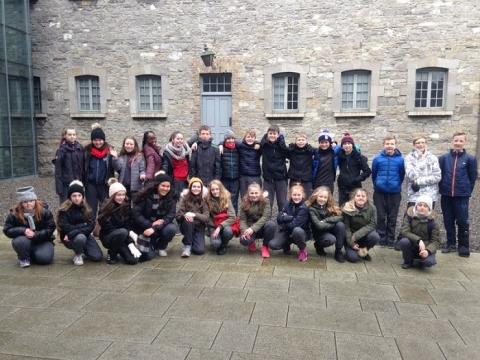 6th Class History Trip