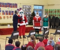 Santa Visits Scoil Bhríde!