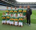 Scoil Bhríde Pupil Plays in Croke Park!