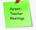 Parent-Teacher Meetings 2019