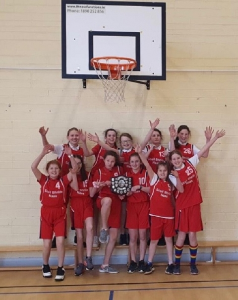 Basketball Blitz Winners