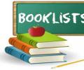 Booklists 2021/2022